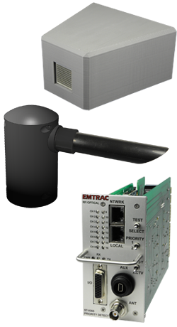 EMTRAC Optical Components